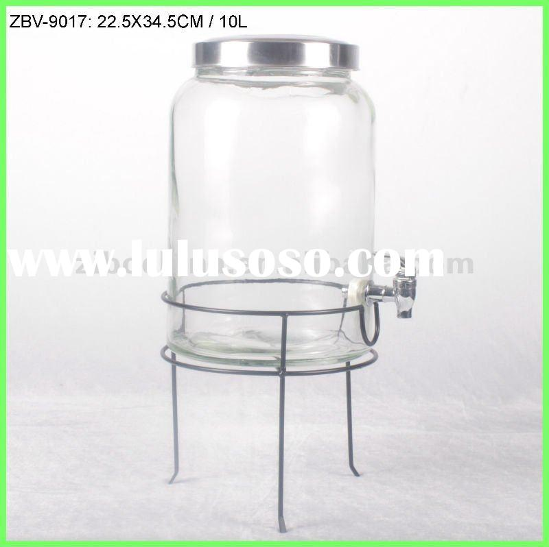 Large Glass Bottles For Water Storage Glass Designs
