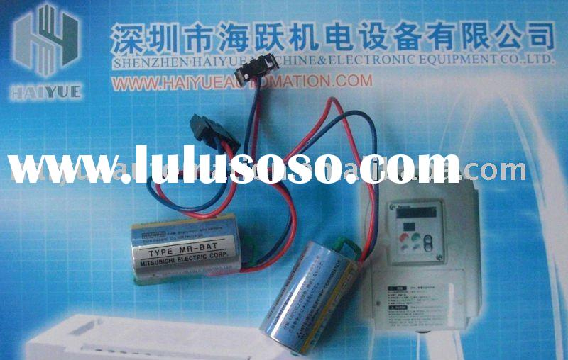 Mitsubishi plc and servo Lithium battery MR-BAT