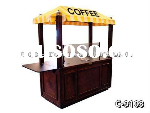 2012 new style mobile coffee cart for sale price china for Mobili kios