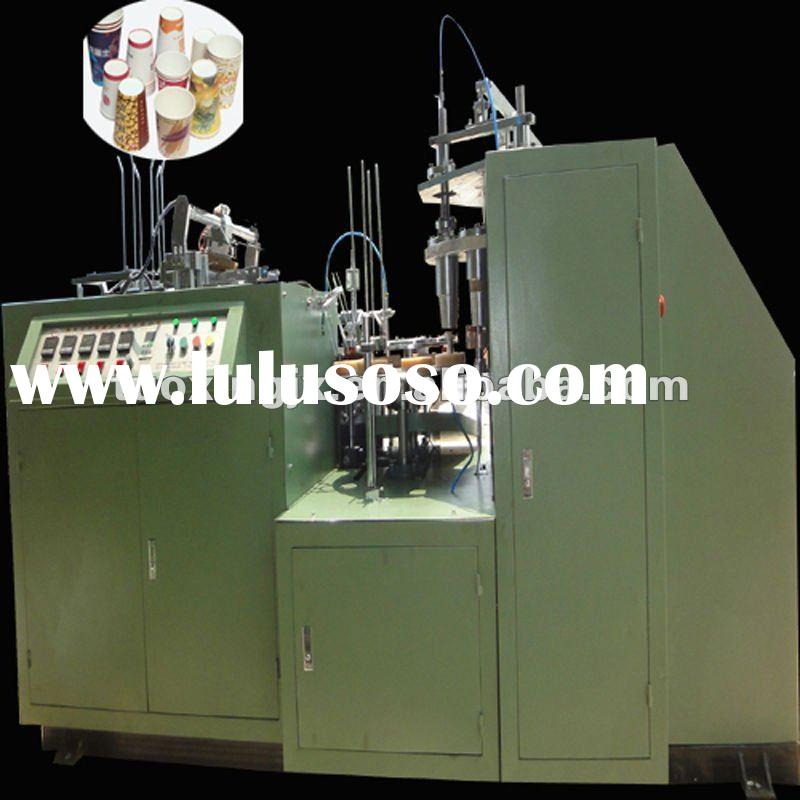 Multicolor Disposable Paper Cup Machine