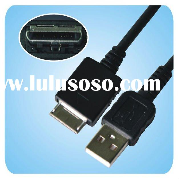 New USB Sync Data Cable Cord For Sony Walkman MP3 Play
