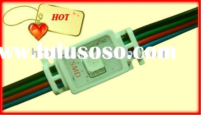 Outdoor full color high brightness video rgb led modules for advertising
