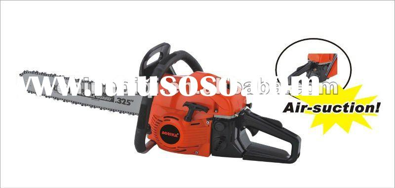 Professional Top Quality New Model 52cc/2.2kw chainsaw with CE Approved