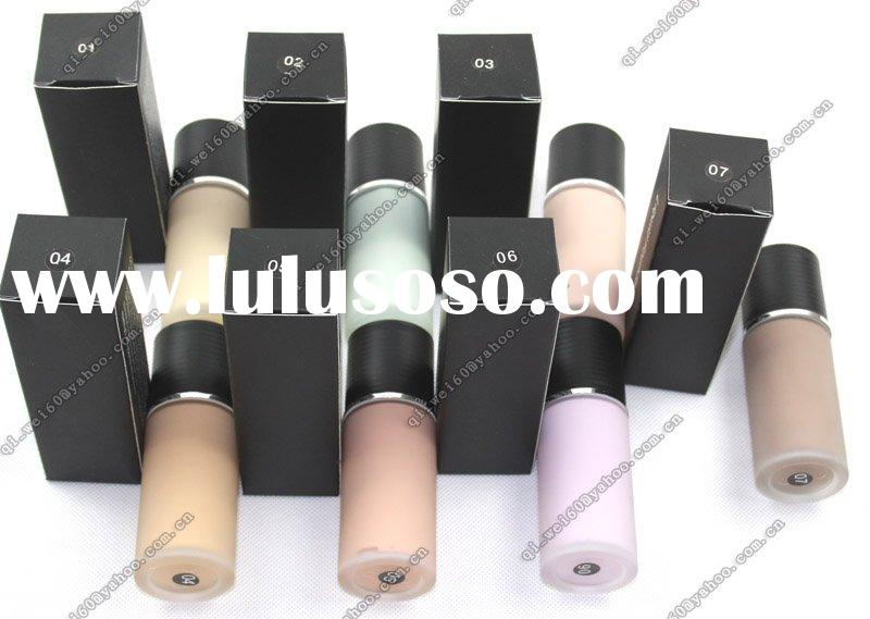 Pure Mineral Liquid Foundation Seven Color to Choose Net Weight 60g