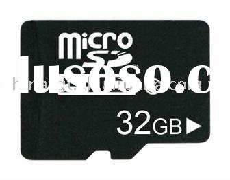 Real capacity micro sd card 32GB