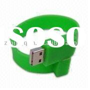 TOP SELLING 8gb wristband usb as promotional gift