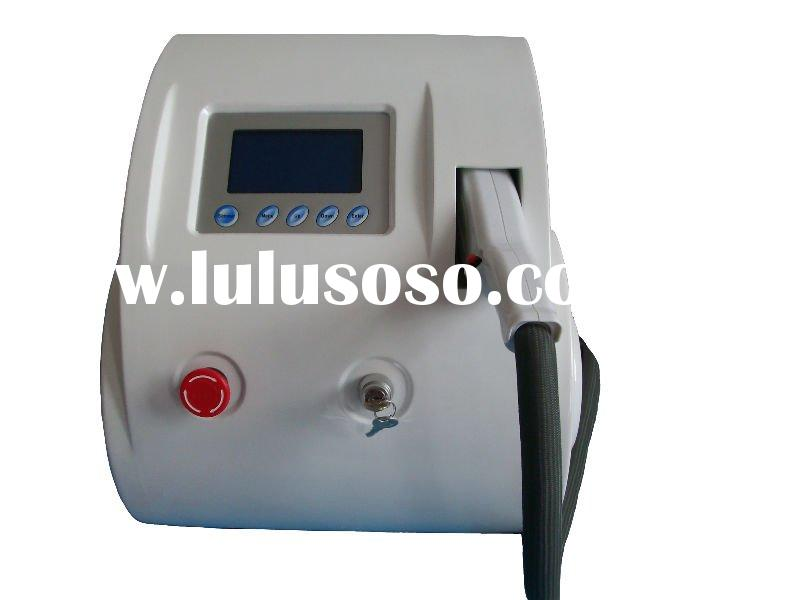 The Portable MINI- IPL Hair Removal system (CE Approval)