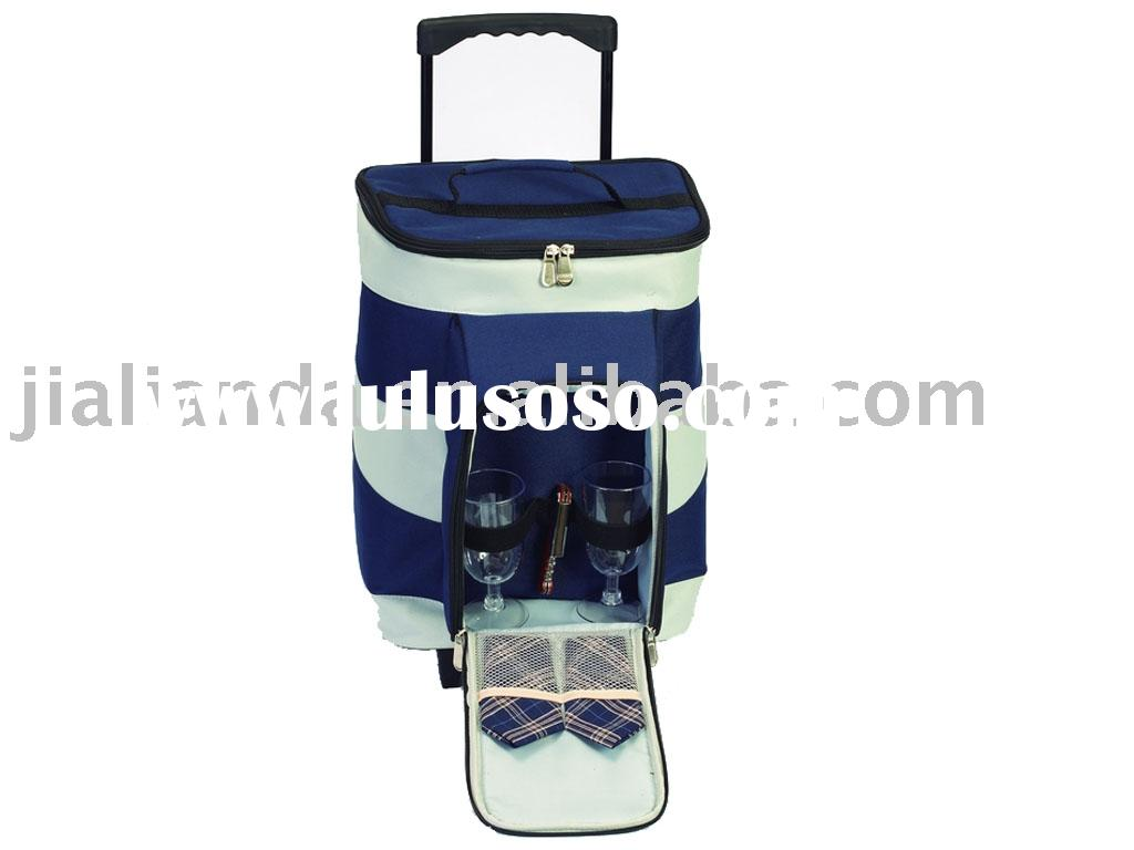 Trolley Bag,luggage,wheeled bags, shopping trolley bag,can cooler, cooler holder