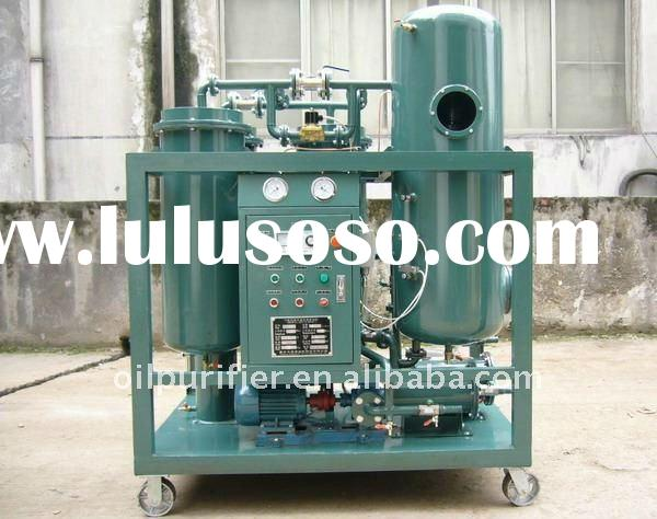 Used Emulsified Turbine Oil Purifier/ Ship Oil Filtration/ Oil Water Separation Machine