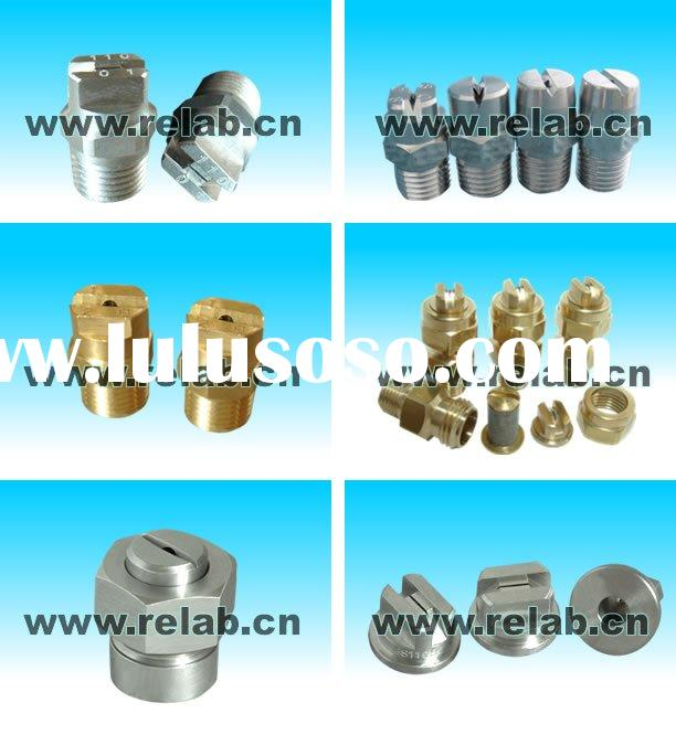 Ss water jet nozzle for sale price china manufacturer
