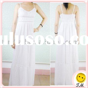 W55 plus size white maxi dresses, plus size white casual maxi dresses, plus size white cotton maxi d