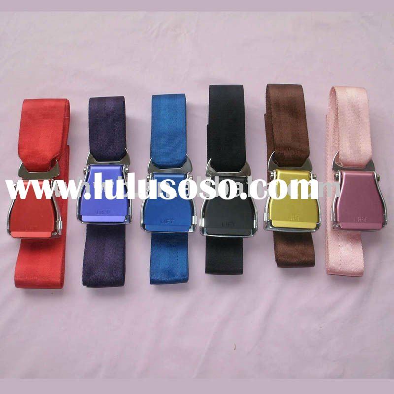 WHWB-012516 fashion webbing belt material