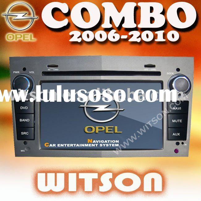 WITSON OPEL COMBO Car DVD Player GPS