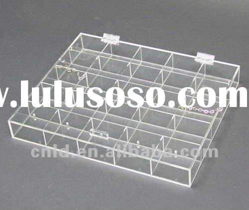 acrylic dividers box