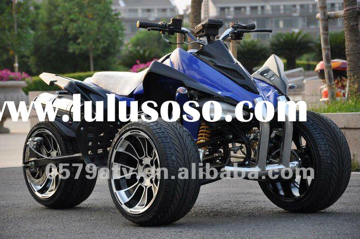 atv 250CC with 3 alloy wheel water cooled