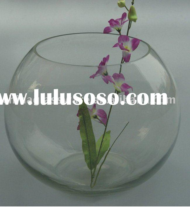 clear fish bowl/glass fishbowl