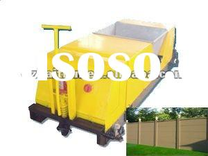 concrete fence wall and partition wall making Machine