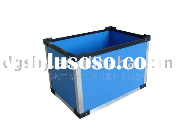 custom large plastic container for industry