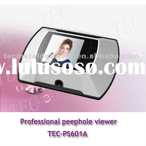digital peephole front door viewer security camera for safe PS601A