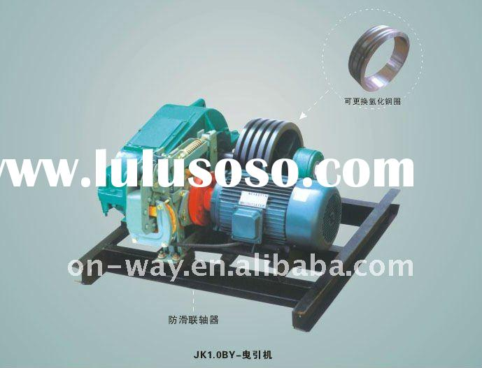 electric capstan winches