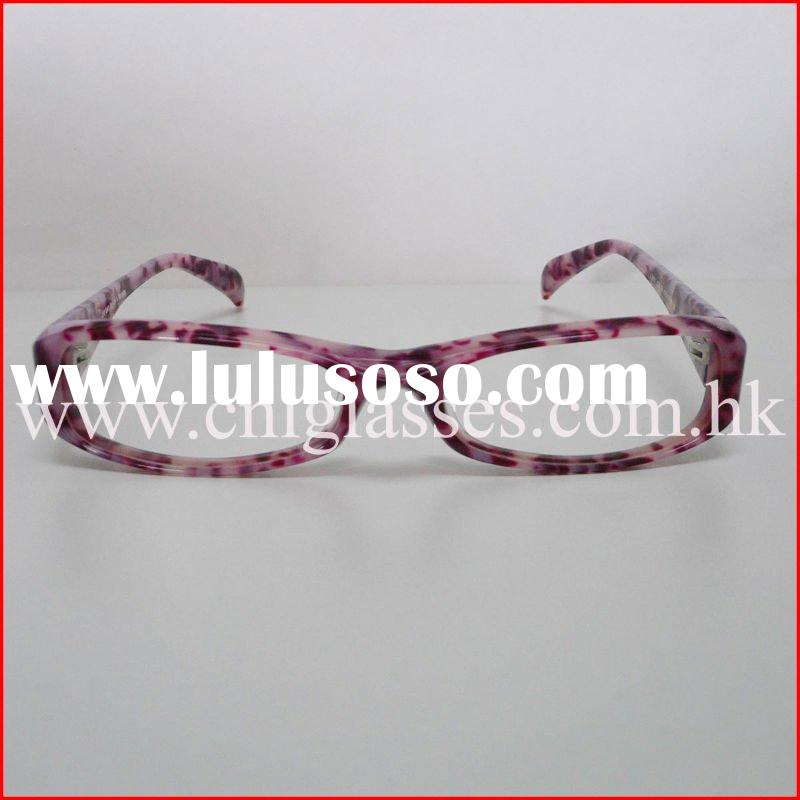 fashion quality designer italy acetate reading glasses optical frames