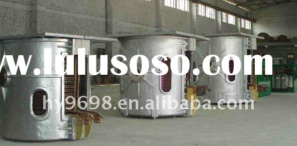 gold, copper, silver, aluminum, iron, steel , induction melting furnace
