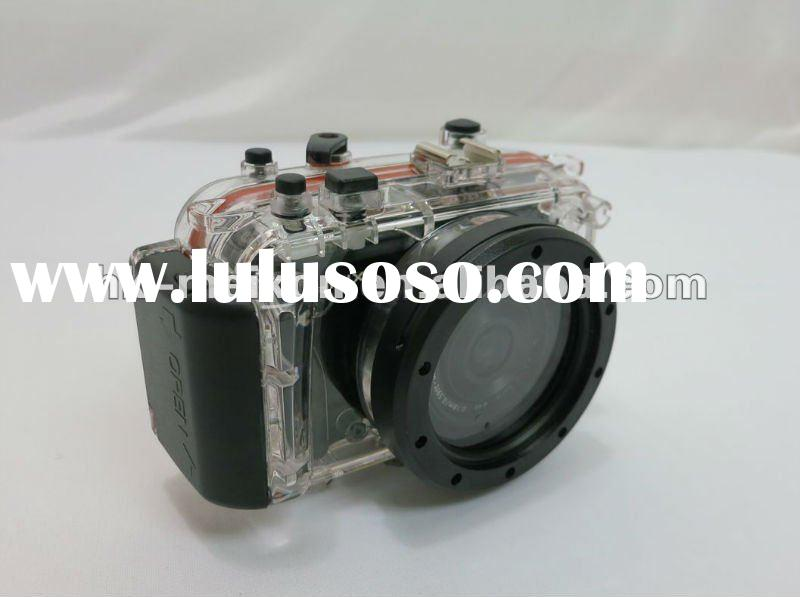 hot case camera waterproof case underwater 40M for Panasonic GF3