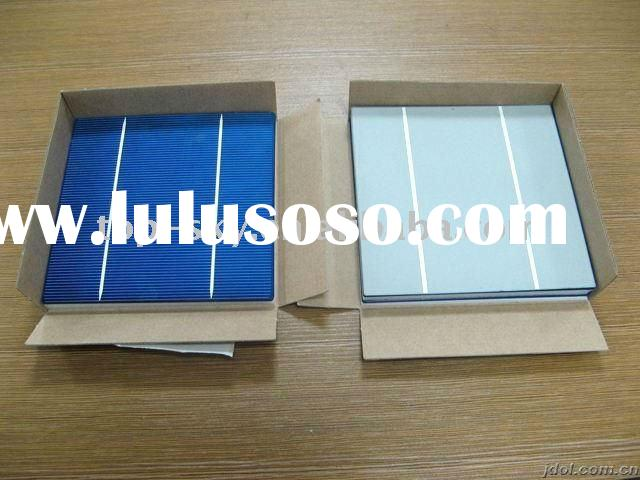 latest 2012 156mm Polycrystalline solar cell