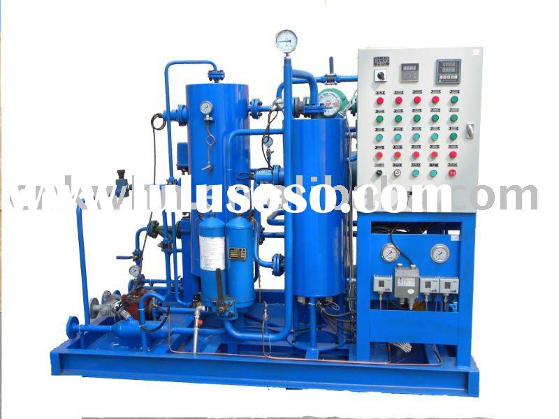 marine Heavy Fuel Oil booster and conditioning Unit