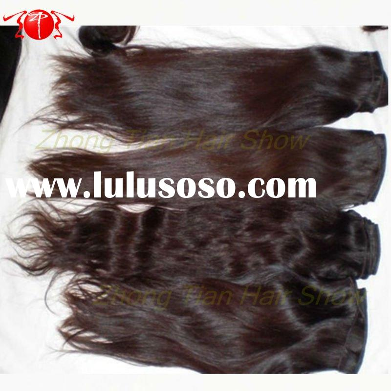 natrual color Indian Remy Hair weaving