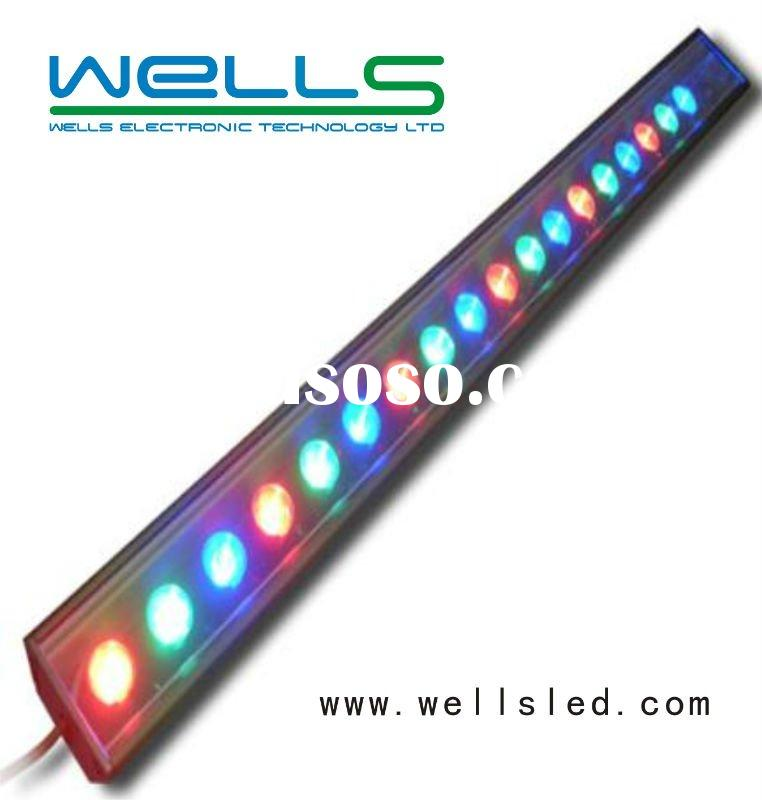 out door LED wall wash light