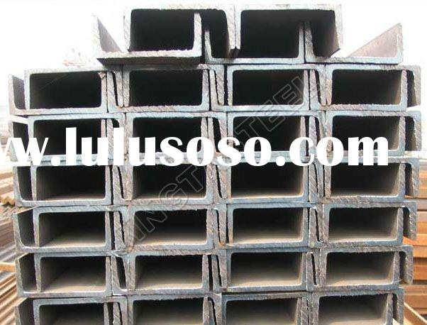 prime hot rolled steel channel