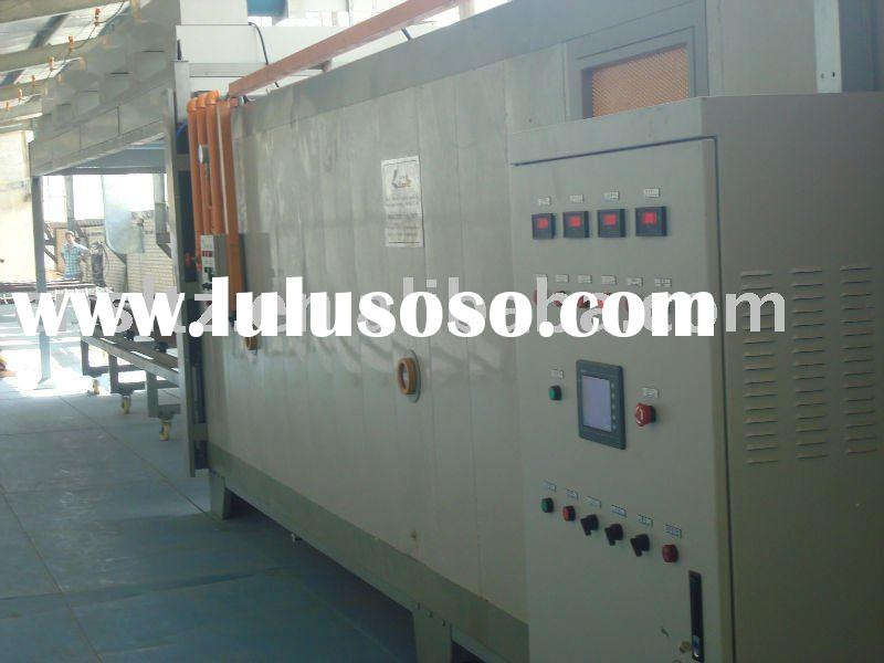 profile/sheet vacuum heat transfer printing machine
