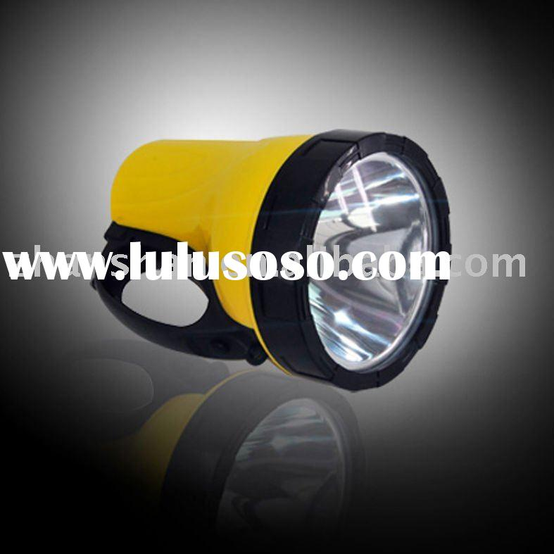 rechargeable high power led flashlight lights/torch