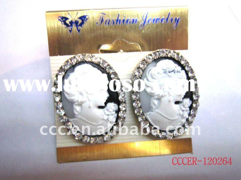 silver earring designs for women