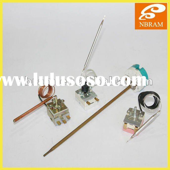 thermostat electric heating parts temperature control