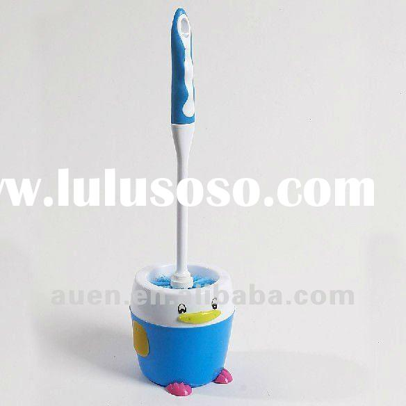 toilet brush/toilet brush set/plastic toilet brush holder