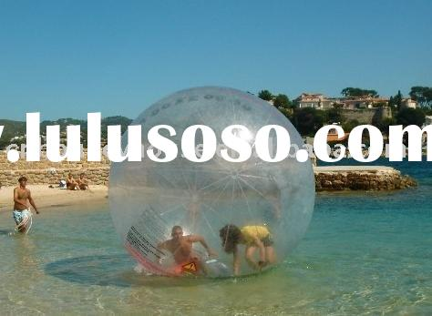water walking games/ inflatable water ball