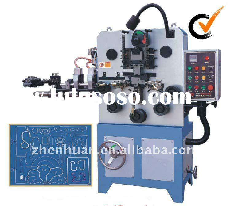 wire bending machine, curtain hook making machine,tache making machine,buckle making machine,clasp m
