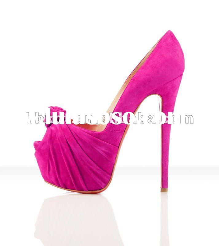 2012 new arrival high heel shoes 14cm and 16cm