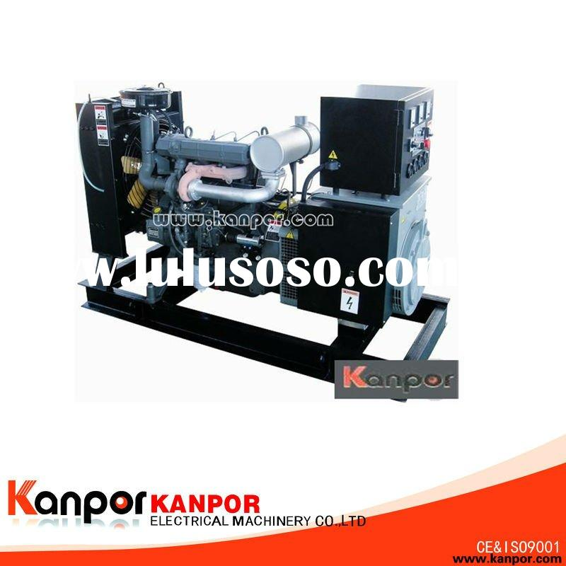 Famous German brand! Deutz diesel generator with air-cooled and water-cooled system
