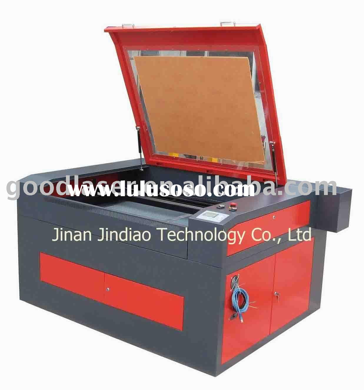 Mirror/Glass Laser Engraving Machine with Rotary Clamp