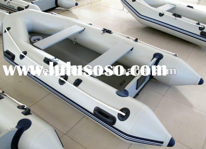 RC-V330 Air deck floor 3.3M zodiac Inflatable sport boat 330 with CE