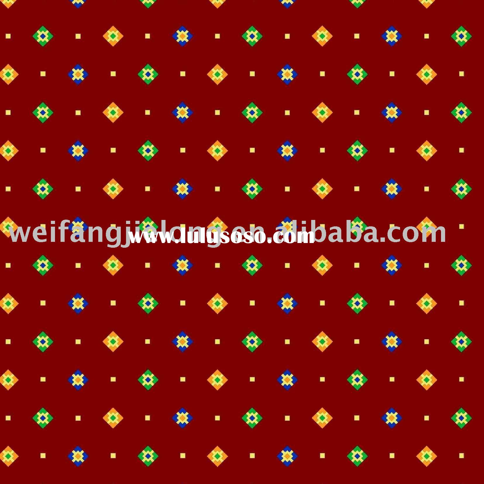 100% polyester printed bedsheet fabric