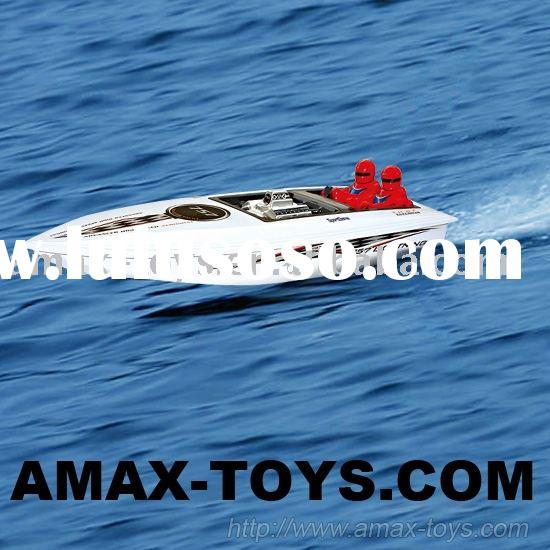 1/16 Scale 21 Inch Advanced RTR Electric RC Speed Boat