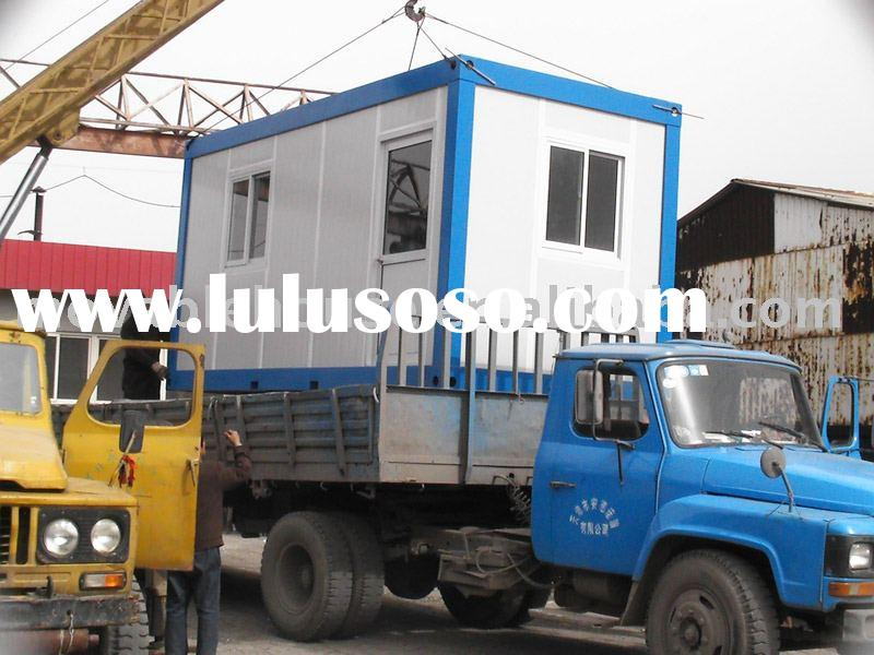 2011 New RXHP foldable container house(hot sale!!!)