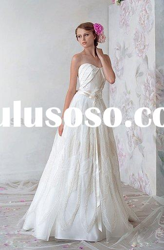 2011 Newest style Attractive Creative design Wedding dress--LB2277