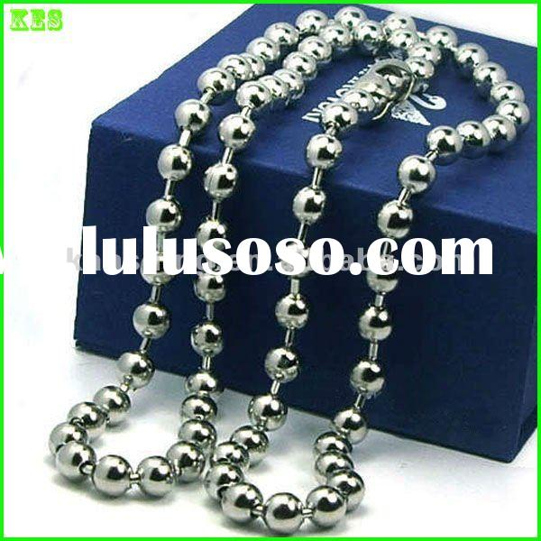 2012 Fashion Jewelry ,Hot Fashion Jewelry Necklace, Beads Chains Necklace