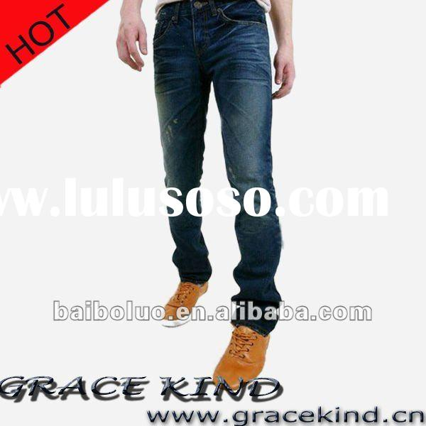 2012 Fashion New Blue Designer Denim Jeans,New Fashon Jeans(GKMJ02158)