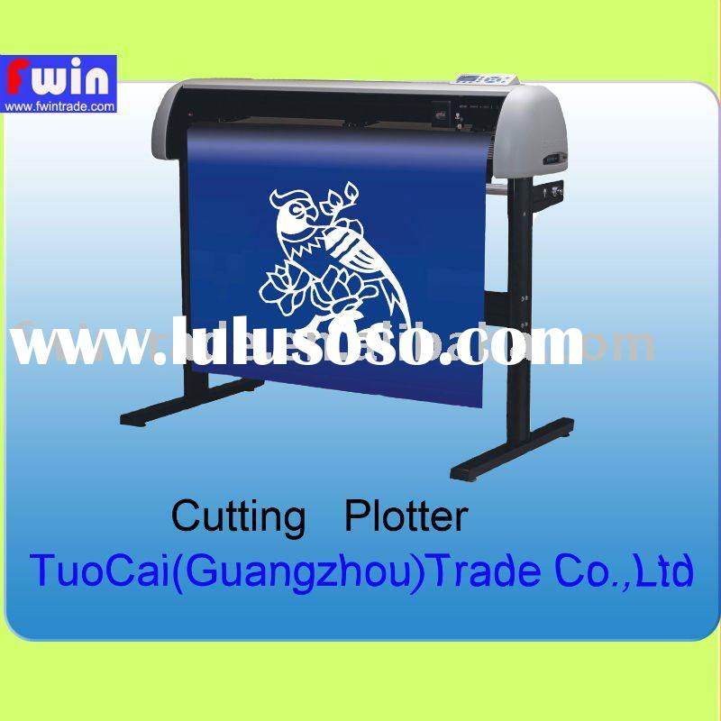 2012 Hot sale!!!pcut cutting plotter with cheap price